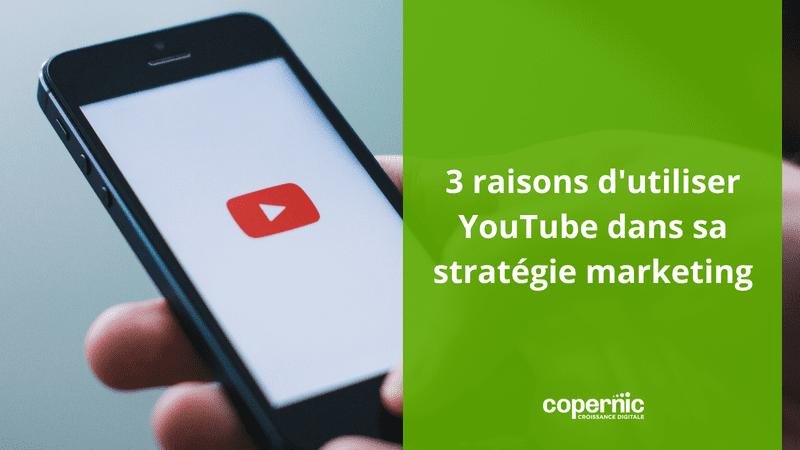 Immobilier : 3 raisons d'utiliser Youtube dans sa stratégie marketing