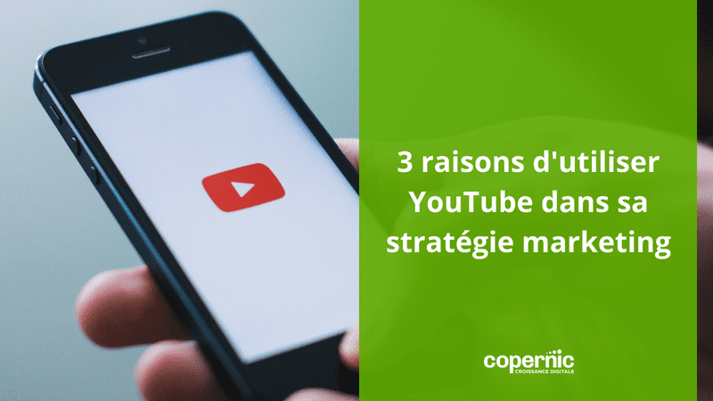 Immobilier : 3 raisons d'utiliser Youtube dans sa stratégie marketing