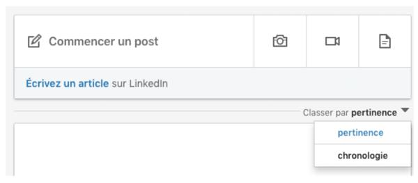 profil linkedin leads