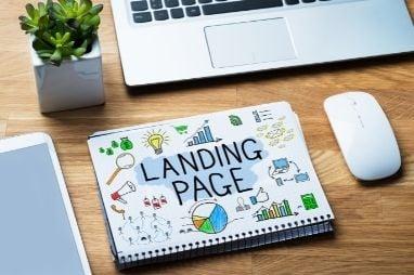 Landing page Hubspot