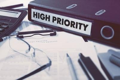 definir les priorites