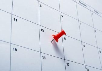 calendrier hubspot