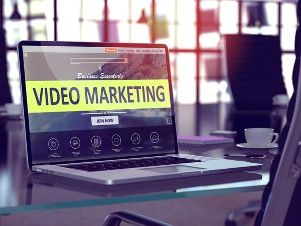 content marketing et video