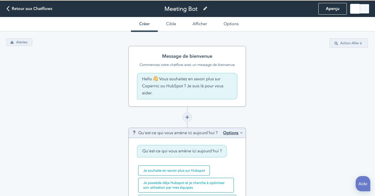 hubspot chat integration