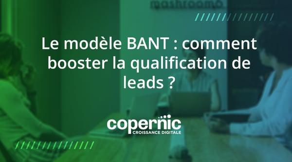 modèle bant leads