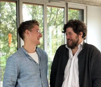 Xavier et Emilien