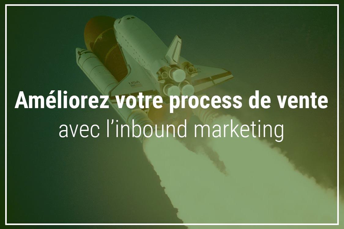 optimiser processus de vente avec l'inbound marketing