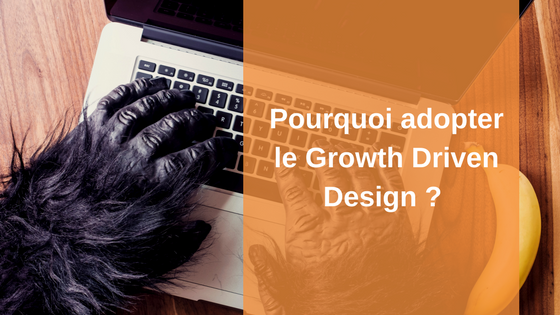 Pourquoi adopter le growth driven design - GDD