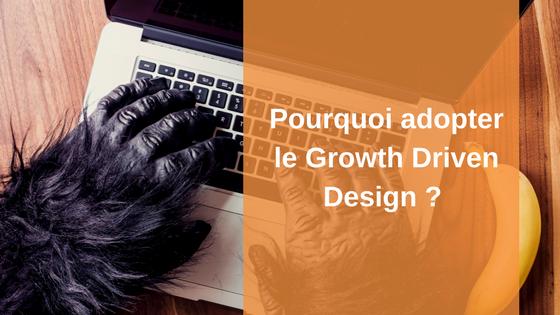 Pourquoi adopter le growth driven design ? Définition et enjeux