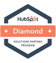 badge hubspot diamond