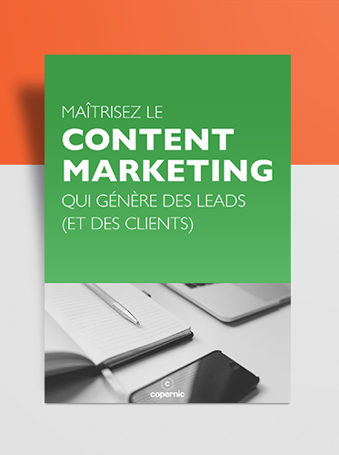 content maketing qui génère des leads