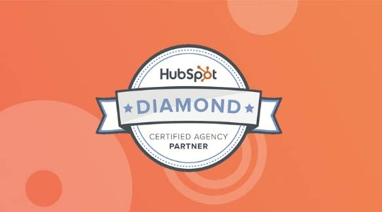 hubspot partenaire diamond copernic