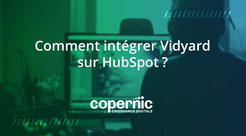integration hubspot vidyard