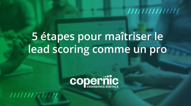 maitriser lead scoring