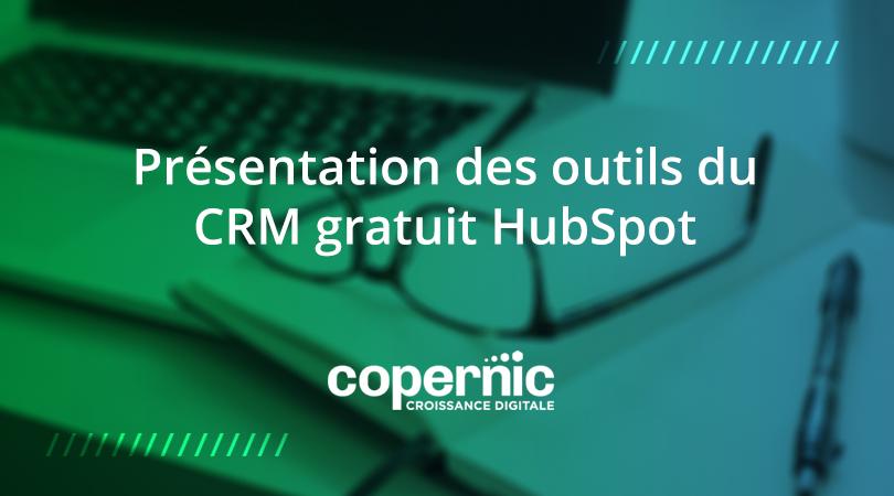outils CRM gratuit hubspot