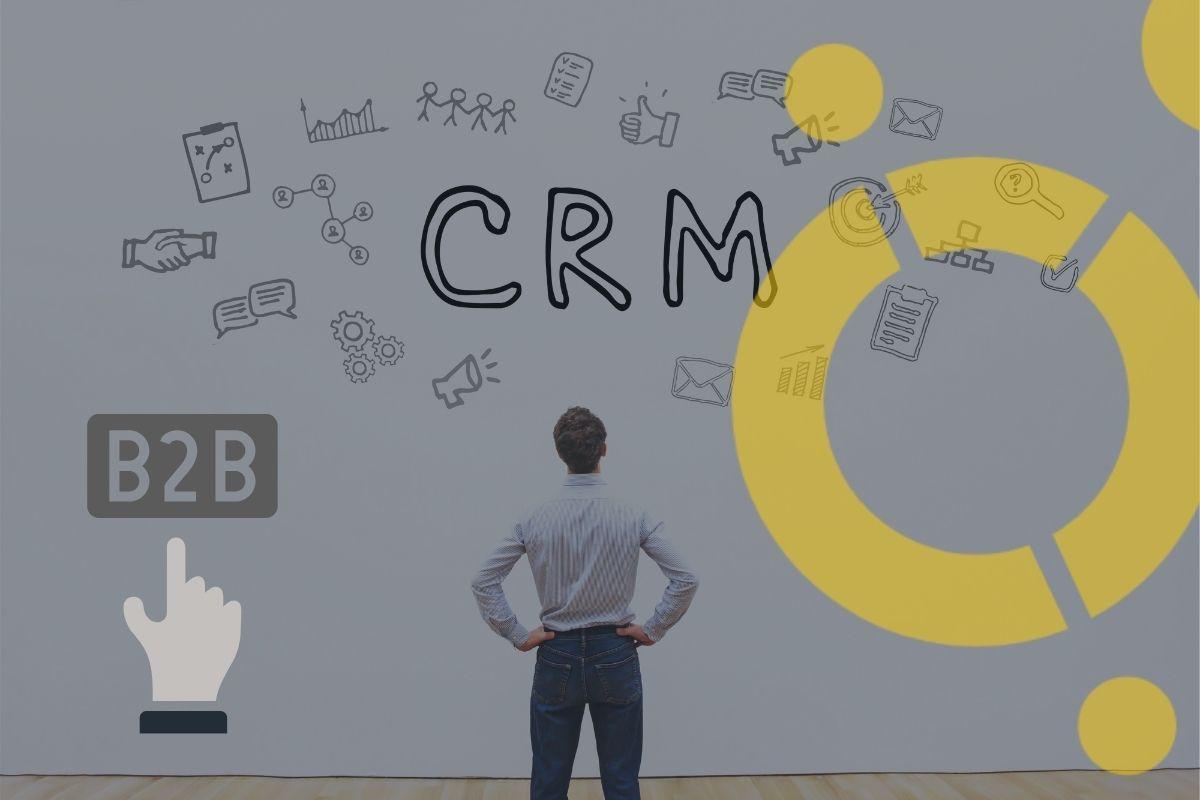 CRM B2B : un indispensable pour la croissance