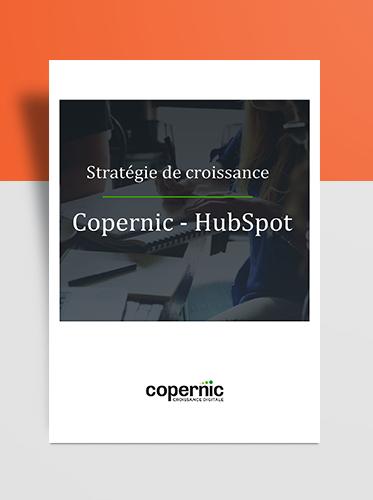 stratégie de croissance copernic hubspot