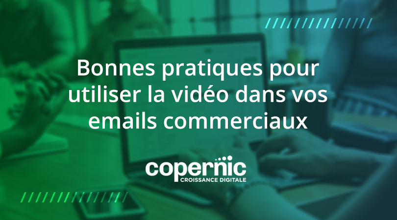 video emails commerciaux